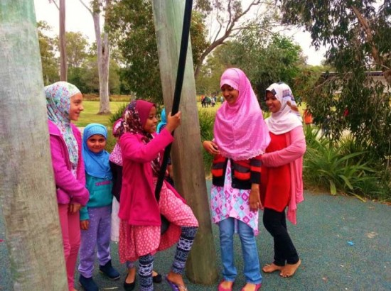 Darul Uloom Madrasah Excursion 2014