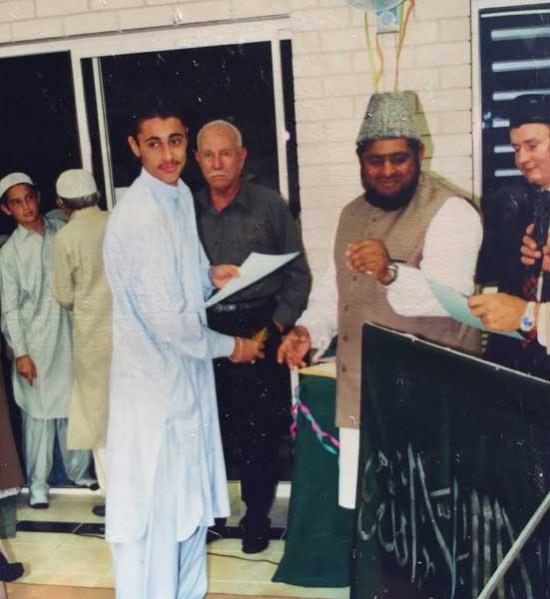 Darul Uloom Madrasah 2001
