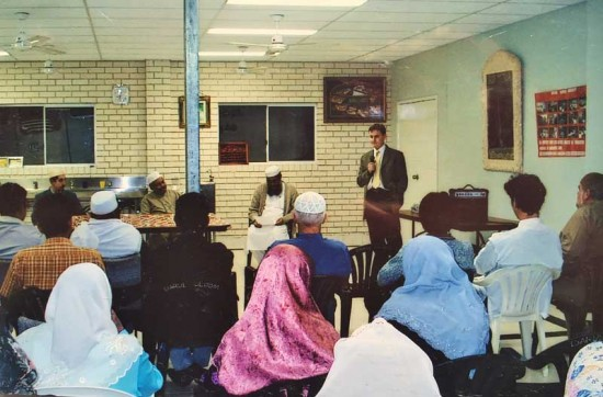 Darul Uloom Madrasah 2003