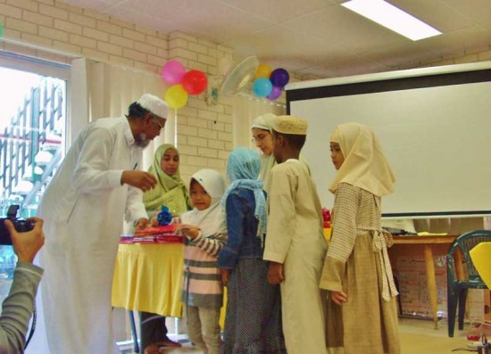 Darul Uloom Qur'an competition 2009