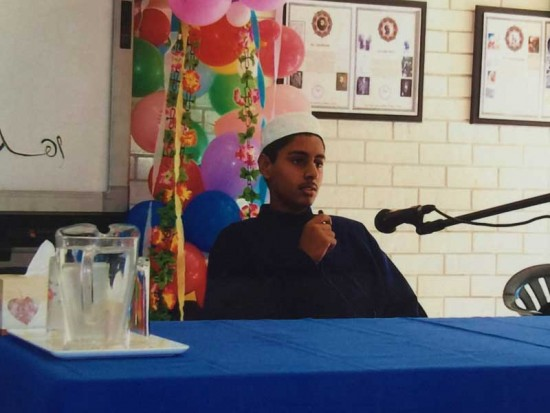 Quran Competition Darul Uloom May 2007